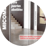 operadores puertas automáticas MI-SW